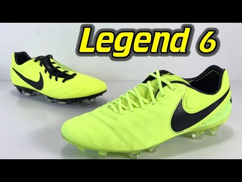 Nike Tiempo Legend 6 (Radiation Flare Pack) - One Take Review + On Feet