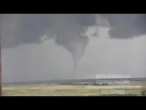 Max, Nebraska Tornado Footage June 19, 2011