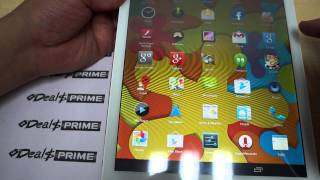 Ainol Numy 3g Ax9 Phone Calling tablet PC - In-depth Review Part II