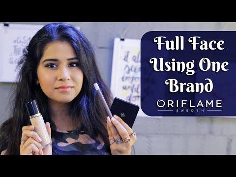 full-face-using-one-brand-challenge---oriflame-  -chandni-dialani