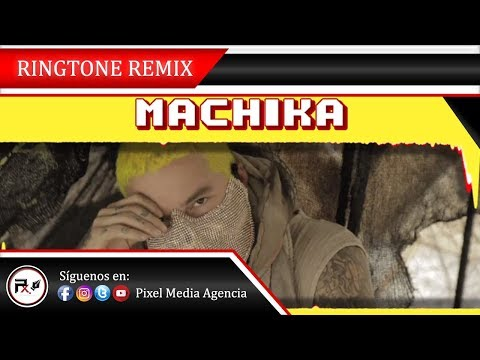 RingTone Remix 🎶 Machika -  J.Balvin Ft. Anitta Y Jeon