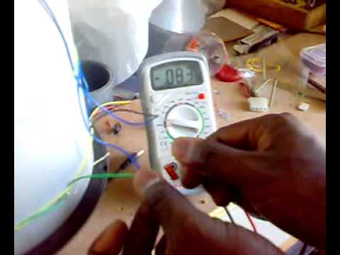 Sound Energy to Electric Energy  conversion innovative project part 2