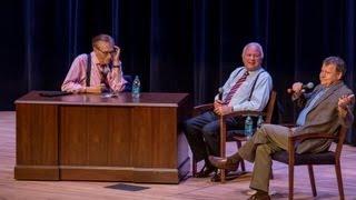 Larry King interviews former La. Gov. Edwin Edwards on Sept. 8, 2013