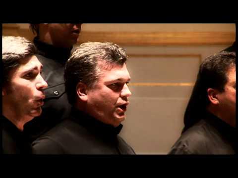 Don Kosaken Chor Serge Jaroff® / Wanja Hlibka -- Abendglocken