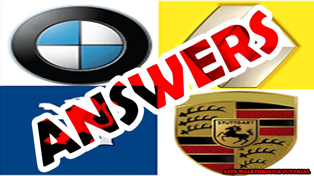 car logo quiz level 5 all answers walkthrough by