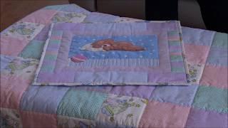 видео Одеяло-покрывало «Соня»