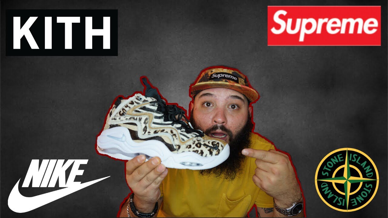 Kith Pippen Supreme 1 And Chimera Pickup Air X Nike New Another Unboxing ReviewPlus fyYb76g