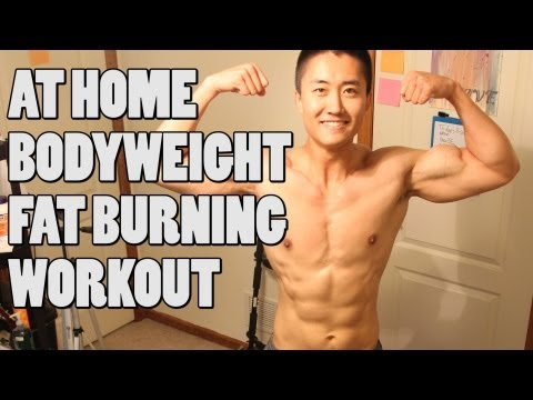 Beginner Workout for Men At Home [15 Minute] [No Weights]