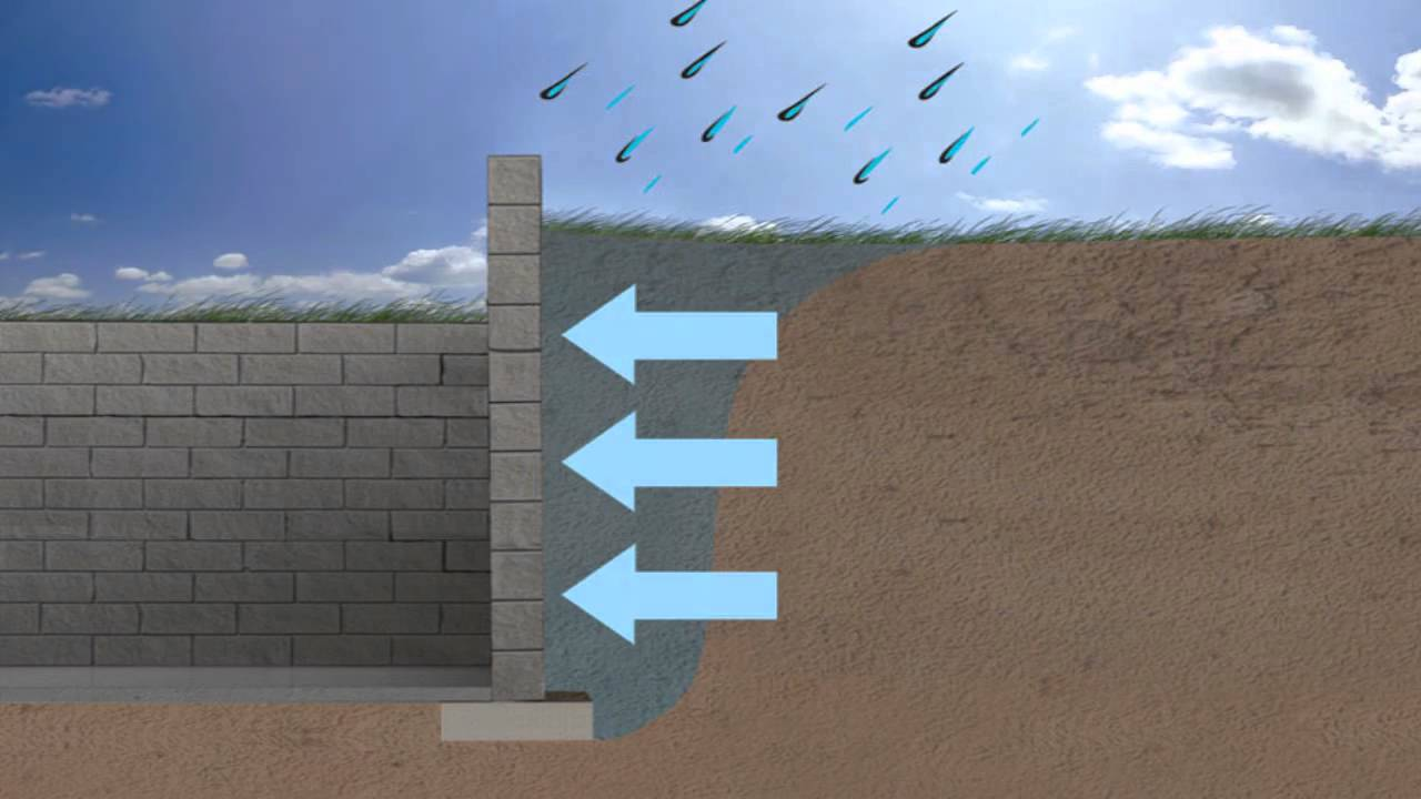 Block Bunker Concrete Plans