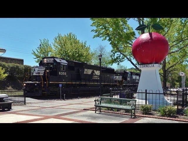 A BIG Apple in the Peach State