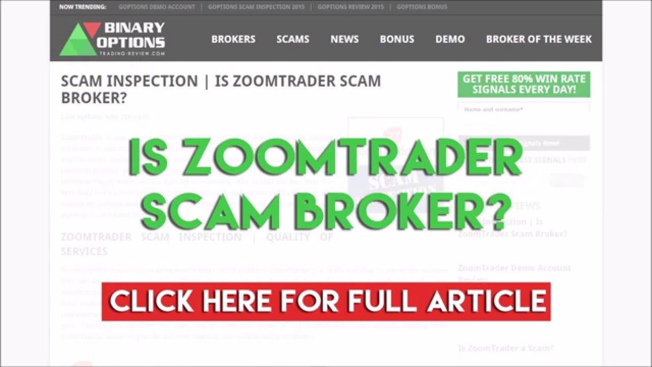 Zero risk options trading