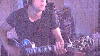 Hoobastank - Just One (Guitar Cover)
