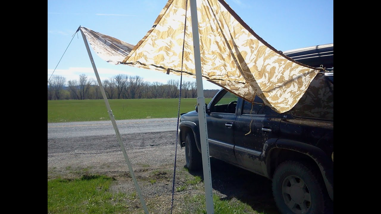 Tent Poles Diy By Aa1pr Youtube