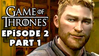 Game of Thrones - Telltale Games - Episode 2: The Lost Lords - Gameplay Walkthrough Part 1 (PC)