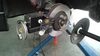 Проточка тормозных дисков Lancer IX.mp4
