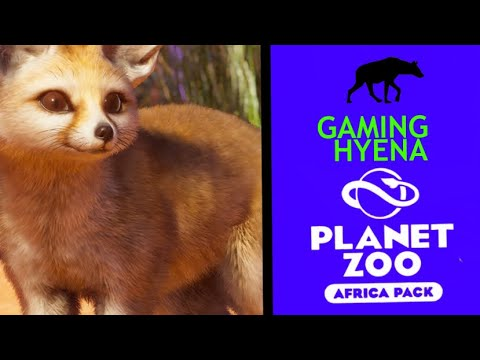 PLANET ZOO AFRICA PACK IS THE BEST PACK YET!!! Or is it? |