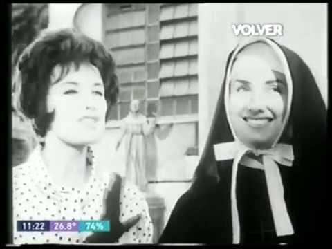 """""""Bajo un mismo rostro"""" / película  Mirtha y Silvia Legrand."""