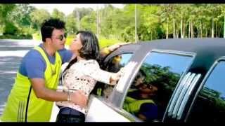 Tumi Bhalobasha Amari - Kumar Biswajit & Konok Chapa | Kothin Protishodh | Shakib Khan | Apu Biswas