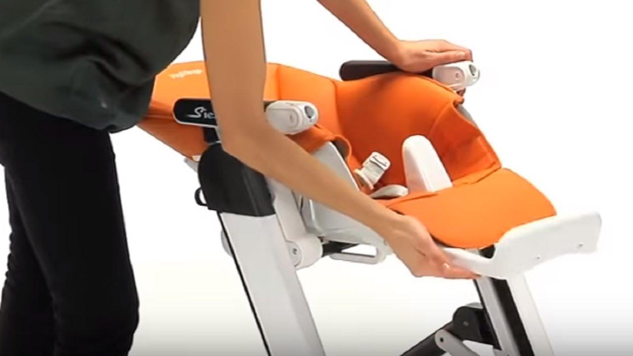 Peg perego high chair siesta - Installing Peg Perego Siesta High Chair Orange Fast