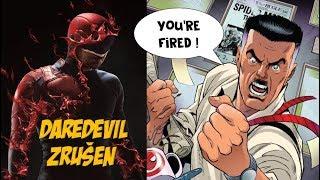 Seriál Daredevil na Netflixu zrušen! 4. Série nebude. Co bude dál?