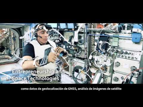 ESA BIC Madrid Region - The European Space Agency Incubation Center in Madrid Region