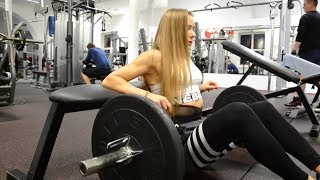 Fitness Training for Legs and Butt │Victoria Sprlo