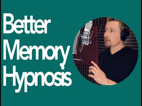 Better Memory Platinum Hypnosis Download Audio MP3 by Dr. Steve G. Jones