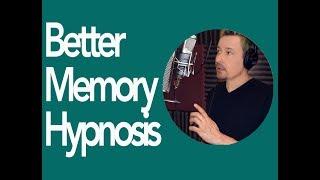 Memory Platinum Hypnosis by Dr. Steve G. Jones