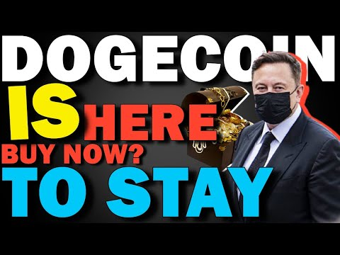 INSANE DOGECOIN Price Prediction \ Why Elon Musk Is Buying DOGECOIN? Doge Next Stop $5