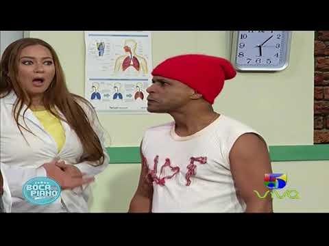 HDP y El Abuelo en el Hospital Boca de piano es un show