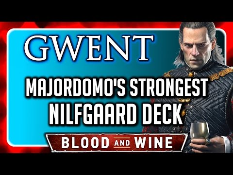 Gwent Deck Build For High Stakes