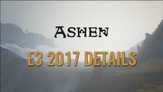 Ashen Details (E3 2017)