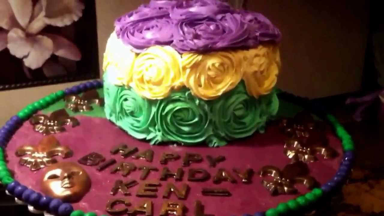 Fancy Happy Birthday Cake Images