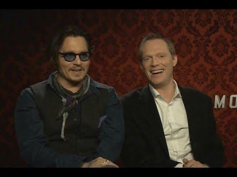 Johnny Depp  Funny Moments (eng sub)