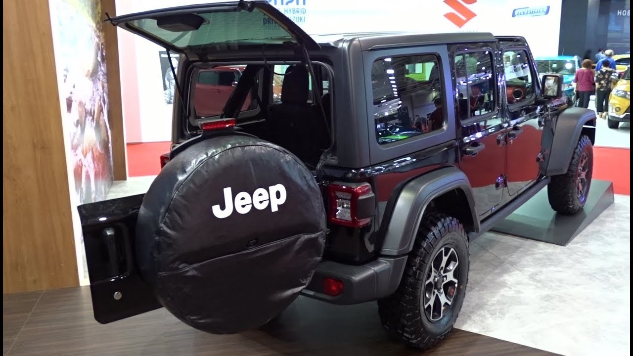 Jeep Wrangler 2020 Rubicon Unlimited 4x4 Suv Interior Exterior Sofia Motor Show 2019 Youtube
