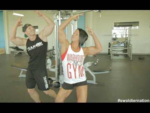 Swoldier Nation - Trainer Edtion - Shoulders with Dana Linn Bailey