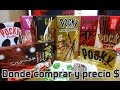 Unboxing de dulces Pockys, comprados desde Japón en Ebay ¿Aduana? ¿Precio?