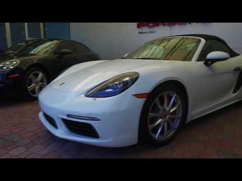 Lease a 2018 Porsche Boxster S in Miami   Panauto Leasing & Car Brokers in Florida