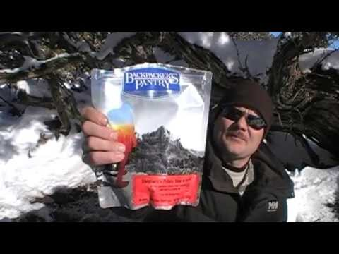 Backpackeder's Pantry, Hiking, backpacking, survival food?