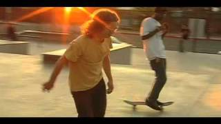 Los Angeles Skateboarding Montage
