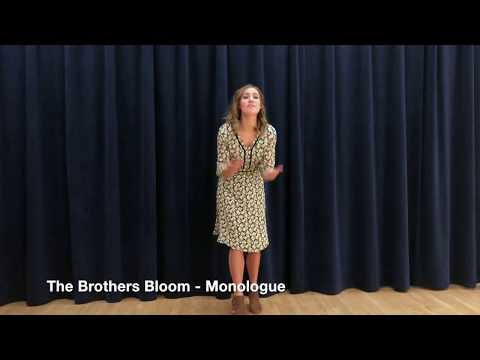 Monologue - The Brothers Bloom