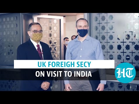 UK foreign secretary Dominic Raab on India visit: All you need to know