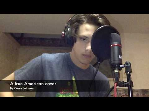 Katy Perry  Firework  Corey Johnson Cover
