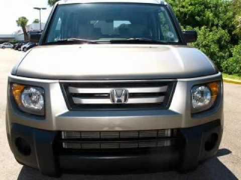 2008 Honda Element   New Port Richey FL