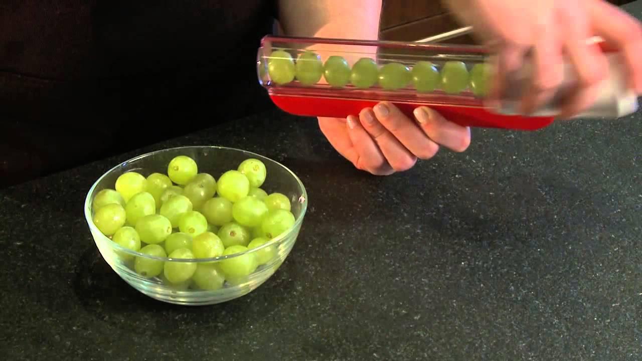 Genial Zip Slicer™   Kitchen Gadget Demo   Progressive International   YouTube