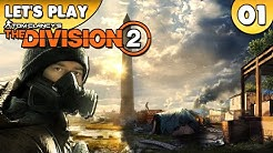 Let's Play The Division 2 PC Gameplay 👑 #001 [Deutsch/German][1440p]