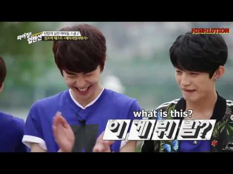 [ENGSUB] Rising! UP10TION Ep 6  Sport Championship with TEENTOP