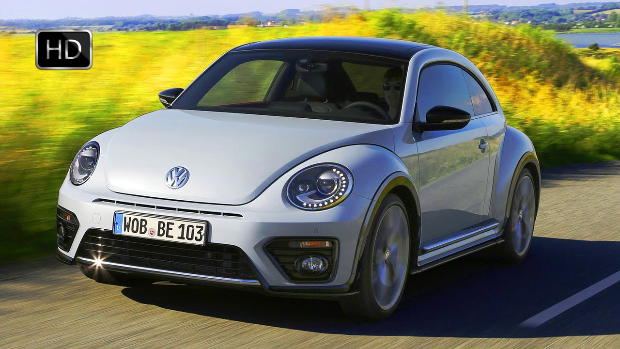 volkswagen beetle   exterior interior design road driving hd video youtube