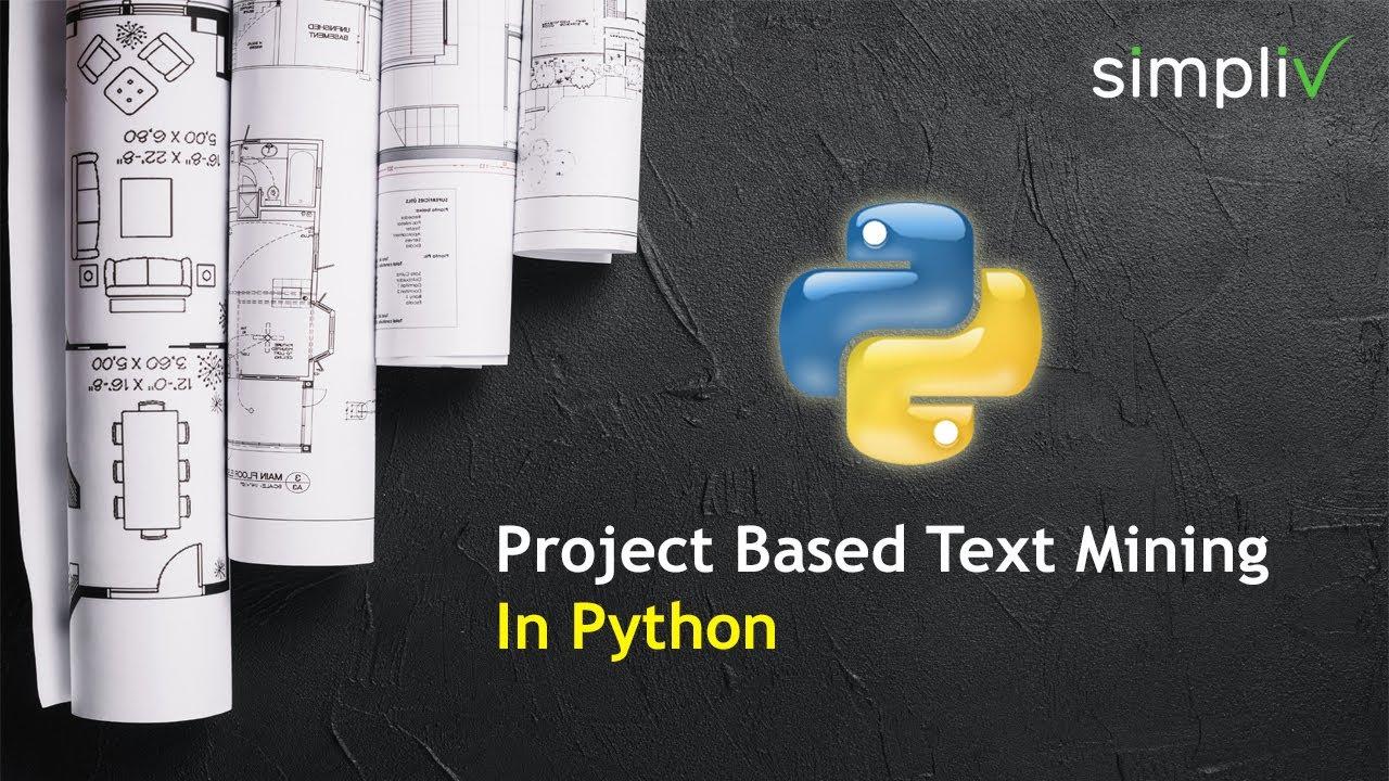 text mining python deutsch