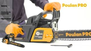 Poulan Pro - Chainsaw Maintenance